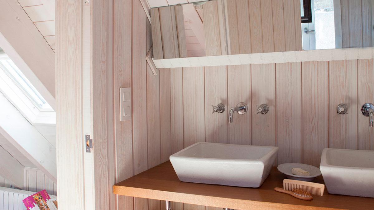 Cuartos de baño pequeños, ahorra espacio | Nashi
