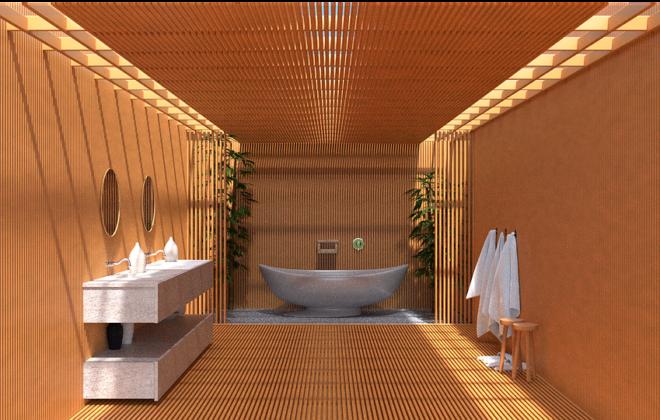 baño japones