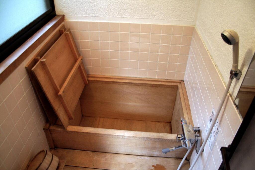 ofuro baño tradicional japones